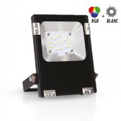Projecteur LED RGBW 10W IP65