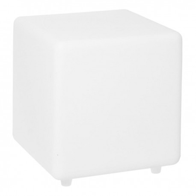 Cube lumineux Multicolore Solaire CASY C30