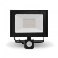 Projecteur LED SMD 30W Extérieur IP65 + Détecteur