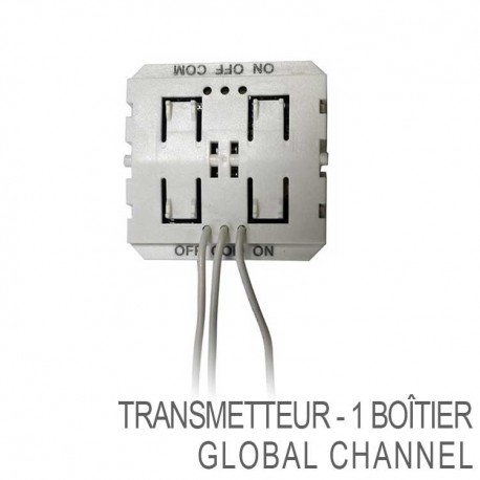 Module Convertisseur RF pour Bouton Poussoir