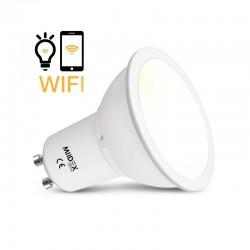 Ampoule LED CCT Connectée GU10 5W