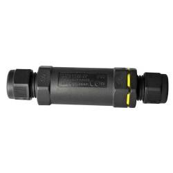 Connecteur étanche tube IP68 230V