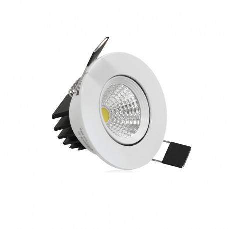Spot Orientable 3W LED COB IP54