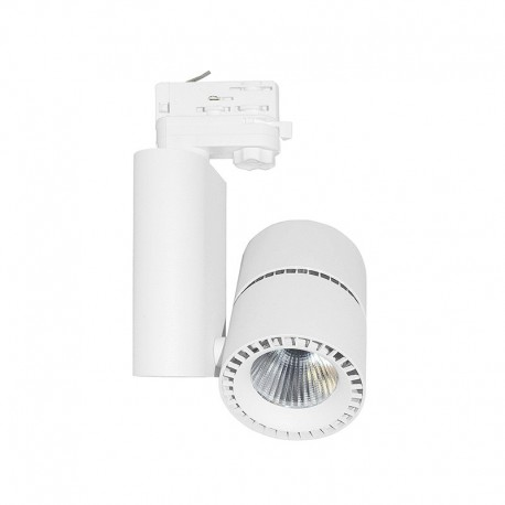 Spot sur Rail LED COB 40W
