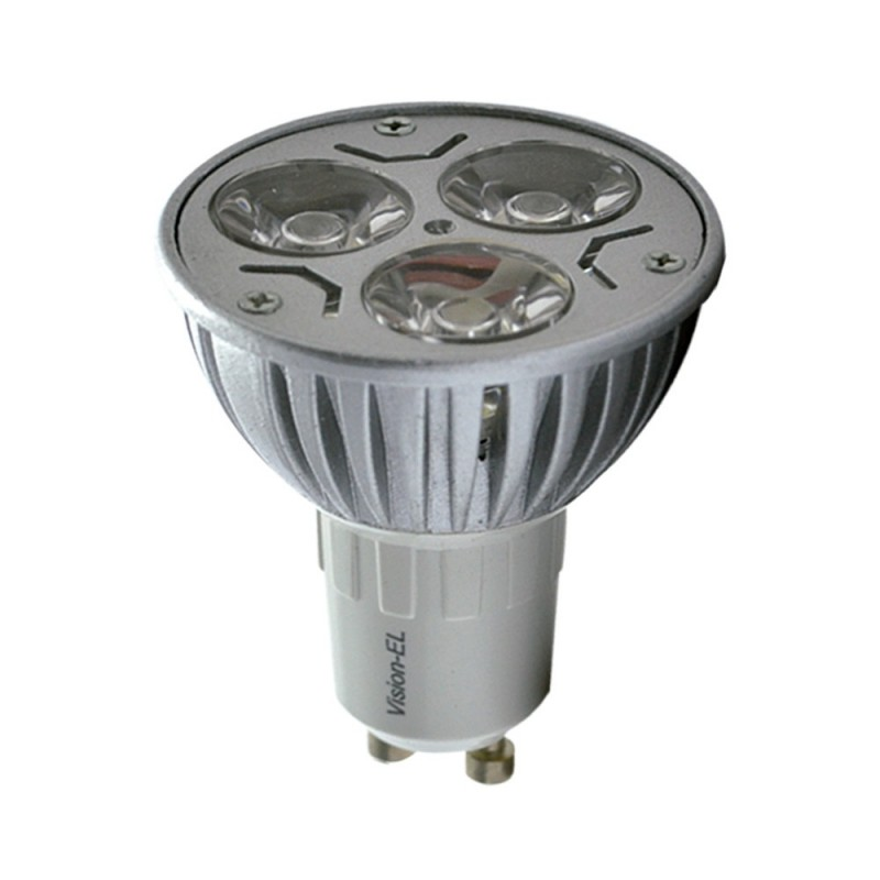 Ampoule led gu10 3x1w high power boutique officielle - Ampoule gu 5 3 ...