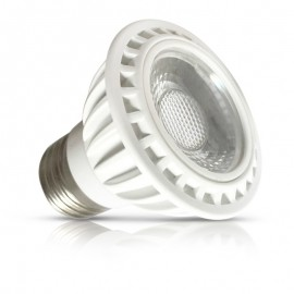 Ampoule LED Spot E27 6W COB Dimmable