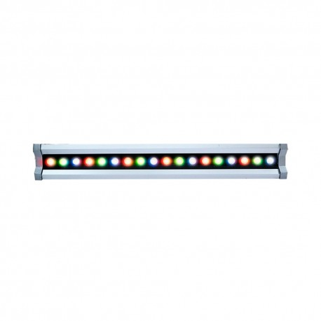 Barre LED Wall-Washer RGB 20W 60CM étanche IP65