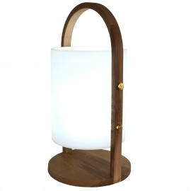 Baladeuse lumineuse rechargeable WOODY