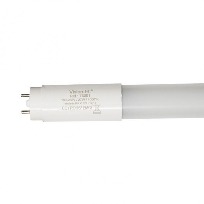 Tube LED T8 27W pour ballast électronique 1500 mm