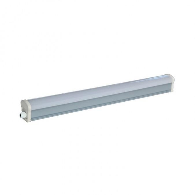 Réglette étanche LED intégrées 40W Traversant
