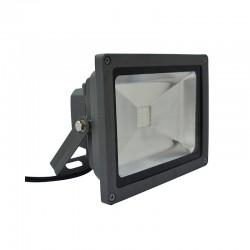 Projecteur LED RGB 20W Extérieur IP65