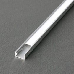 Profilé Aluminium LED Fin - Ruban LED 8mm