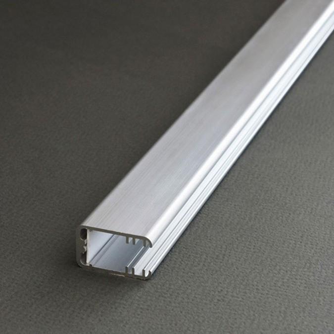 Profilé Aluminium LED Glass Line - Ruban LED 10mm