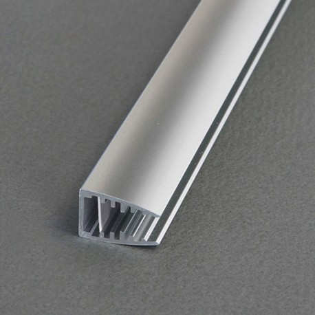 Profilé Aluminium LED Glass - Ruban LED 10mm