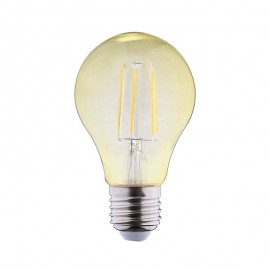 Ampoule LED E27 4W COB Filament Bulb Golden
