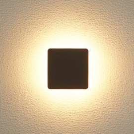 Applique Murale LED 10W Carrée