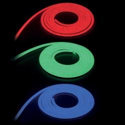 Bobine Néon Flex LED - RGB - 50 mètres - IP65 - 230V