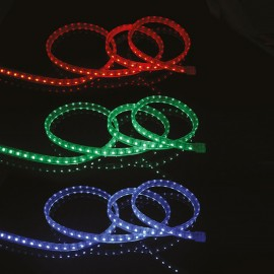 Bobine LED - RGB - 50 mètres - IP65 - 230V