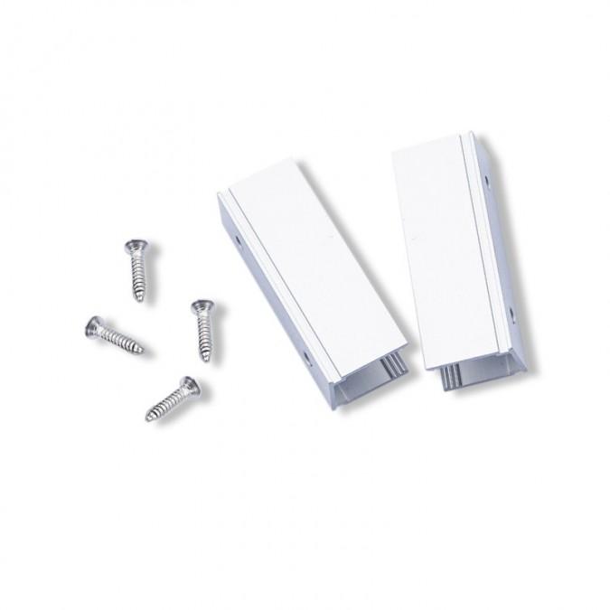 Profilé Aluminium 5cm pour Ruban Néon Flex