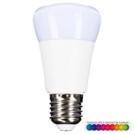 Ampoule LED Multicouleur