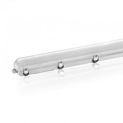 Boîtier étanche LED intégrées 40W + Détecteur RF