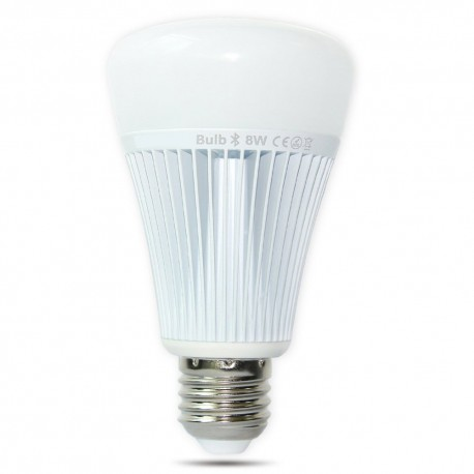 Ampoule LED Connectée E27 8W RGBWW