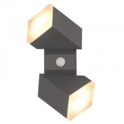 Applique murale LED Orientable 13W + Détecteur