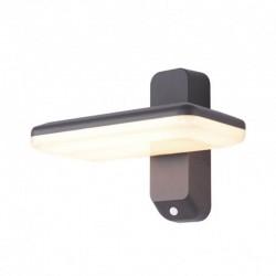 Applique murale LED 13W orientable + détecteur