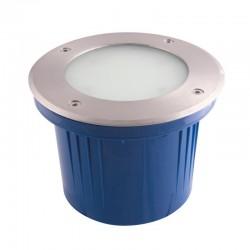 Spot encastrable LED COB 24V RGBW Ø175mm