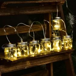 Guirlande LED solaire BOKY