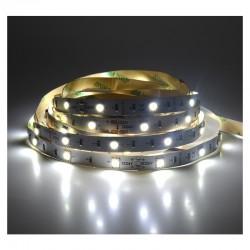 Ruban LED 7,2 Watts /m Blanc - Rouleau 5M 12V