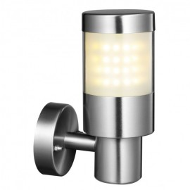 Applique Saphir Inox 60 LED SMD 6W