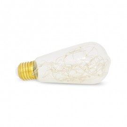 Ampoule LED E27 ST64 1W Micro led