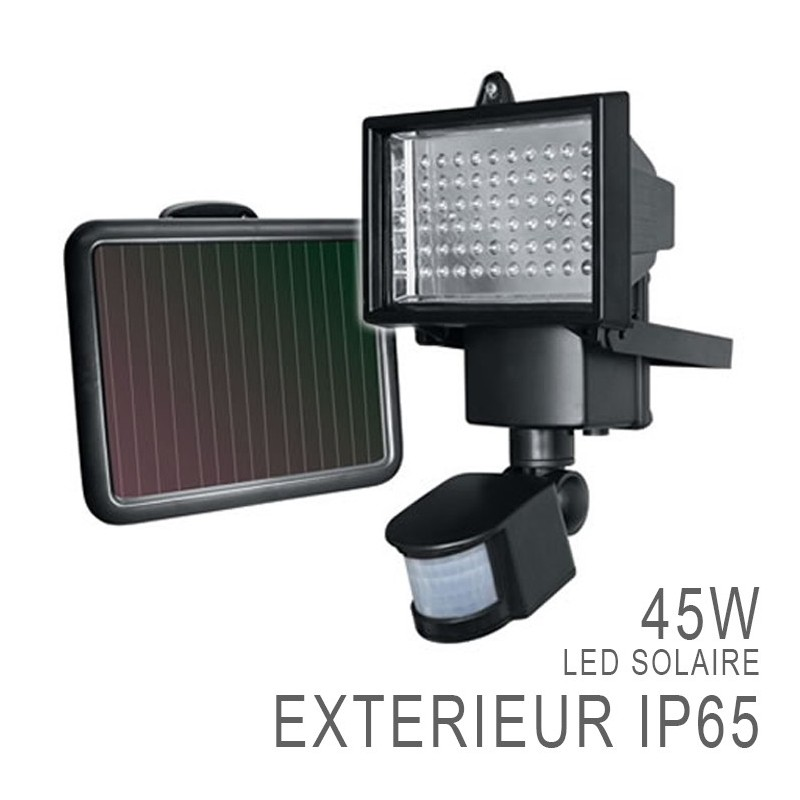 Projecteur led ext rieur solaire r boutique officielle for Projecteur double exterieur