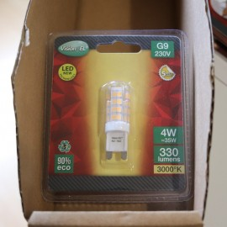 Ampoule LED G9 4W SMD