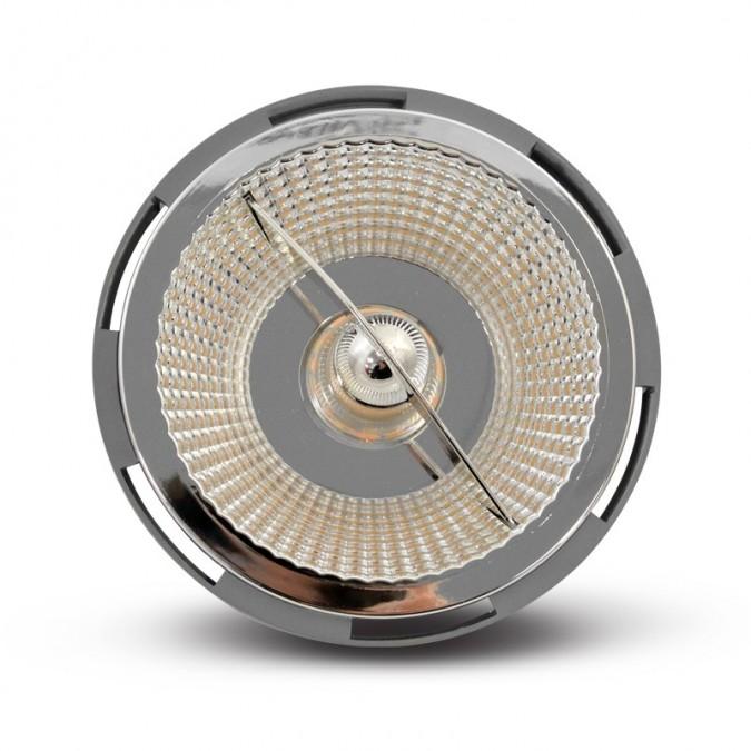 Ampoule LED AR111 (culot G53) 15W COB 110°