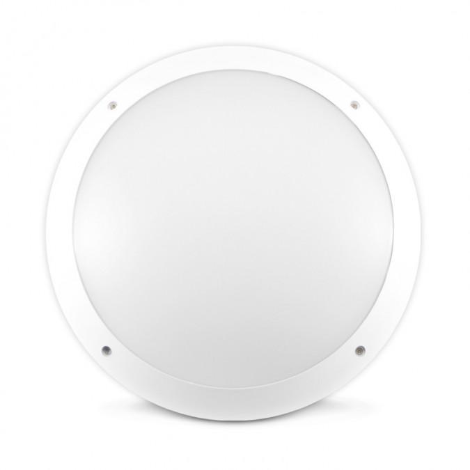 Plafonnier LED 30W Rond Ø300 mm (détecteur en option)