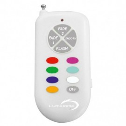 Télécommande RF pour spots RGB Lumihome
