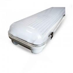 Boîtier étanche LED intégrées 80W