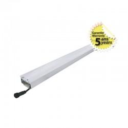 Linéaire LED dépoli 50W 1452 mm