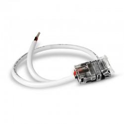 Connecteur de départ à câble ruban LED 12V/24V 10 mm IP65