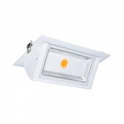 Spot Orientable LED COB Rectangulaire 30W