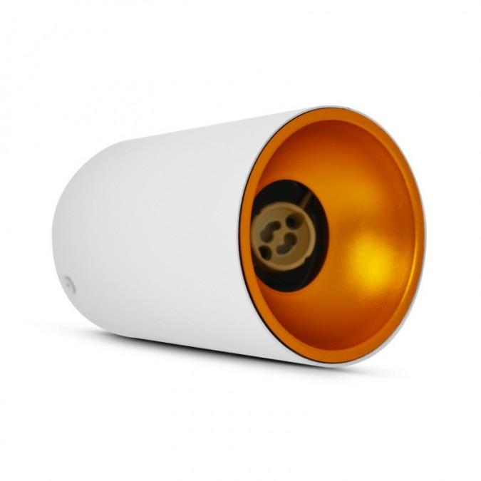 Support de spot GU10 cylindre moderne