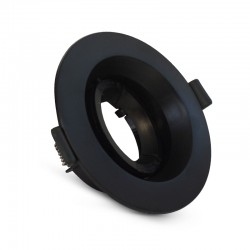 Support de spot Rond Orientable Ø110mm