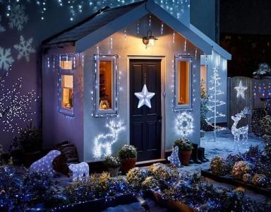 NOEL: Illuminer sa maison sans se ruiner et en toute sécurité